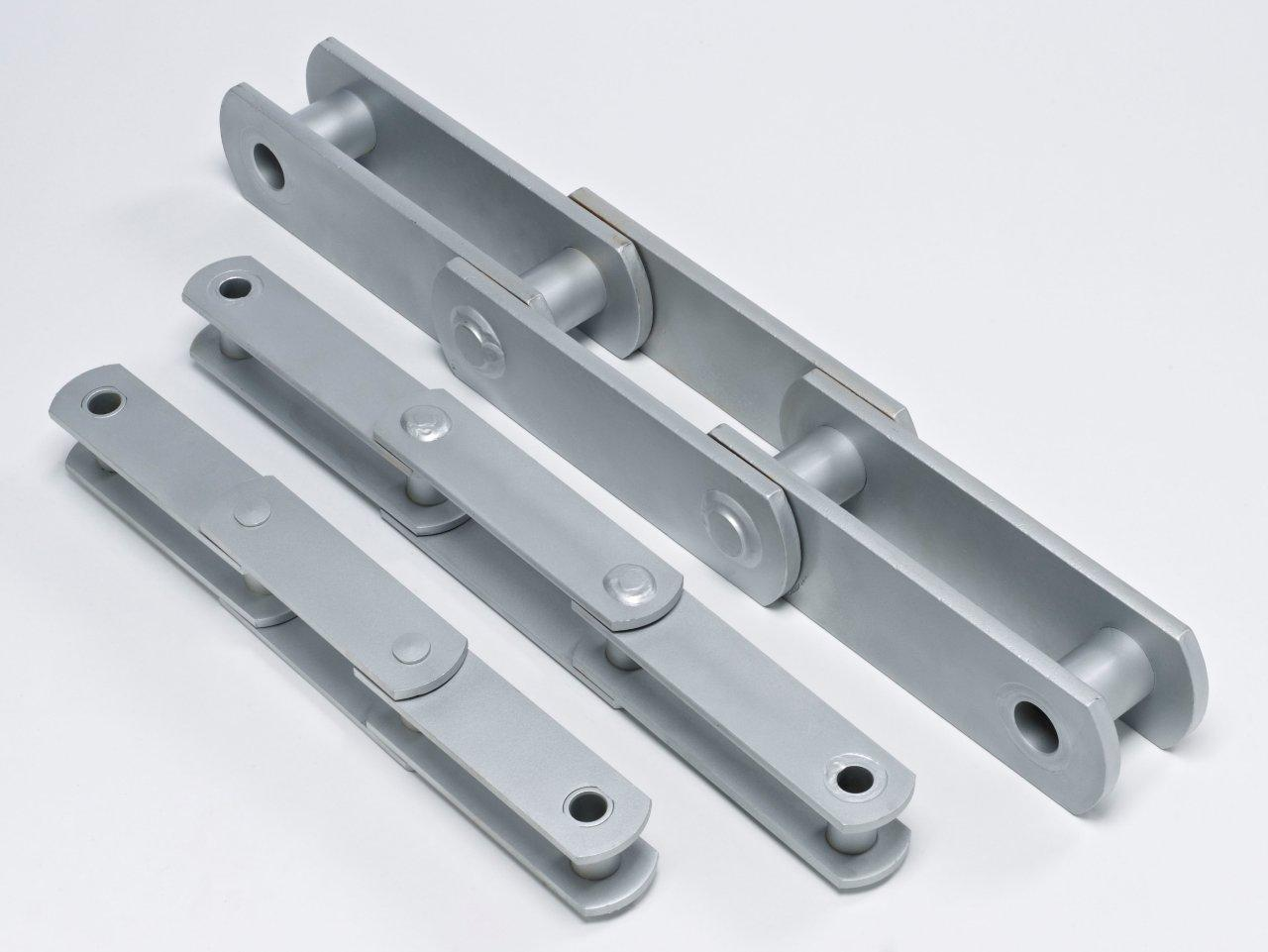 Szállítóláncok és lánckerekek (DIN8165 / DIN8167)